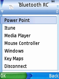 Bl Bluetooth PC Remote Control 3 ابزاری برای تبدیل گوشی موبایل به کنترل از راه دور