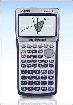 Casiooo0oo ماشین حساب فوق تخصصی Casio FX 9860G SD Calculator Emulator