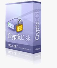 Cryhhhhh نرم افزار قفل گذازیCryptic Disk v.2.4.9.0