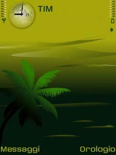 Dreaming2 تم قشنگ موبایل جدید برای گوشی های نوکیا سری 60 ورژن3