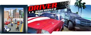 Driverv 0 دانلود بازی معروف راننده driver بصورت جاوا