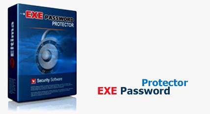 EXhhhg قفل گذاري بر روي نرم افزار هاي نصب شده EXE Password Protector 1.1.6.214