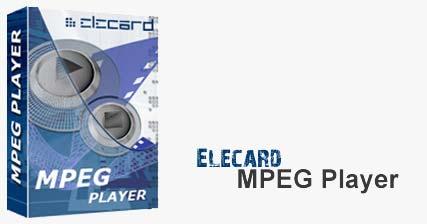 Eleca پلير كم حجم با قابليت هاي بزرگ Elecard MPEG Player v5.3.2
