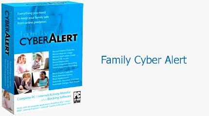 Famffffffffd کنترل فرزندان و اعضای خانواده در اینترنت با Family Cyber Alert 4.12