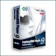 Fantas نرم افزارقابلیت پشتیبانی بیش از ۷۰ نوع فرمت FantasyDVD Player Platinum v9.5