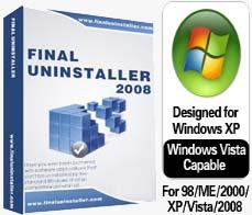 Finalikkk پاکسازی فایلهای مزاحم Final Uninstaller v1.5.0.99