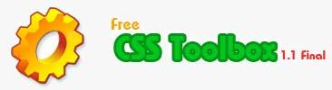 Fre666666 سی اس اس نویسی حرفه ای با Free CSS Toolbox 1.1