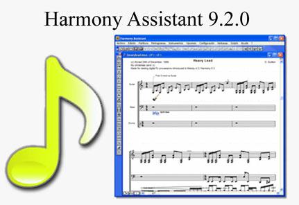 Harmonyllll ساخت ویرایش آهنگ Harmony Assistant 9.2.0
