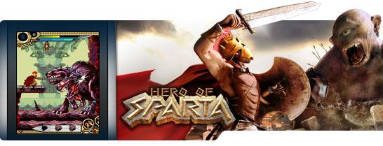 Hero of Sparta 0 دانلود بازی با گرافیک بالا و فرمت جاوا hero of sparta