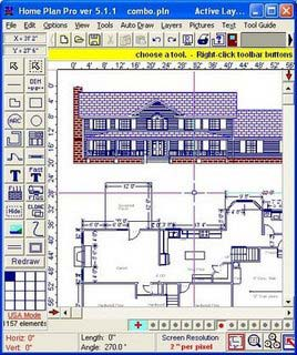 Homjjj نرم افزار طراحی حرفه ای ساختمان Home Plan Pro v5.2.12.23