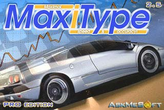 MaxTi نرم افزار اموزش مهارت در تایپ MaxType PRO Typing Tutor v2.8.17