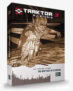 Nativ نرم افزار ساخت اهنگ دی جی Native Instruments Traktor DJ Studio 3.2