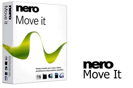 Neroddds1 مدیریتی مطمئن و قدرتمند با Nero Move It 1.0.10.0
