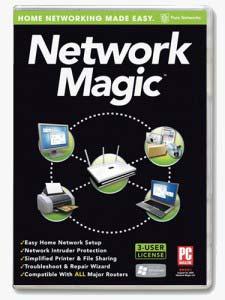 Netwojjjjjjj مدیریت شبکه با Network Magic 4.8.81