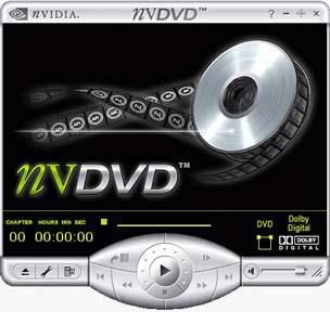 Nvidigggg پخش فايلهاي صوتي و تصويري DVD با Nvidia DVD Player v2.55