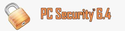PCgggf قفل گذاری بر روی تمامی قسمت های کامپیوتر با PC Security 6.4