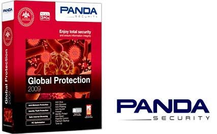 Paioioi انتی ویروس پاندا Panda Global Protection 2009