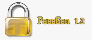 PassGej1 ایجاد پسوردهای اتفاقی و قوی با PassGen 1.2