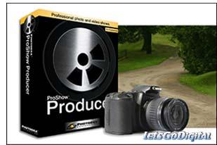 Phoffff نمایش اسلاید و تصاویر با Photodex ProShow Gold 3.5.2268