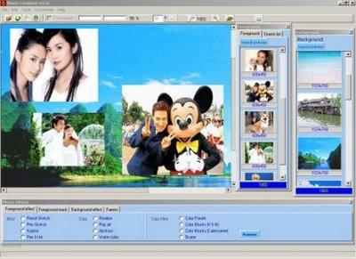 Photo%20Combiner%204.51 نرم افزار طراحي و زيباسازي عكس photo combiner