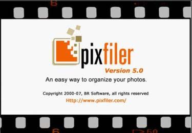 PixFil تغییر دسته جمعی تصاویر PixFiler v5.2.6