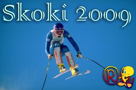 Skoki 2009 0 دانلود بازي اسكي روي برف با فرمت جاوا و گرافيك بالا skoki 2009