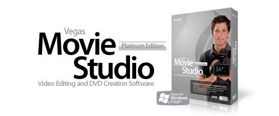 Sony%20Vegas نرم افزار ویرایش فیلم با بالاترین کیفیت Sony Vegas Movie Studio
