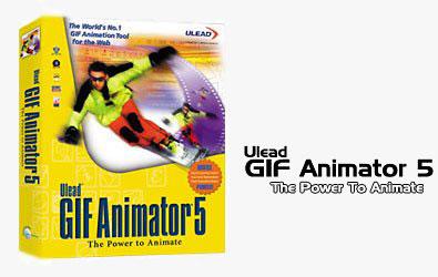 Ulepppp تصاویر متحرک با Ulead Gif Animator v5.05