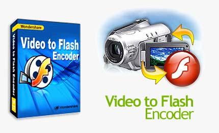 Videohjhjhj تبدیل فایل ویدئویی به فلش Video to Flash Encoder 2.4