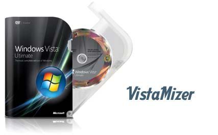 Vistllllllllllllll تغییر چهره ویندوز به ويستا با Vista Mizer 2.5.2.0