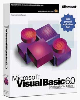 Visuggggfff ویژوال بیسیک ۶ بدون نیاز به نصب قابل حمل Visual Basic 6.0 Portable