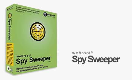 Webrokk پاک سازی برنامه های جاسوسی با Webroot Spy Sweeper 5.5.7.124