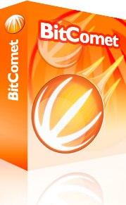 bitcomet logo نرم افزار انتقال فایلها به اینترنت BitComet