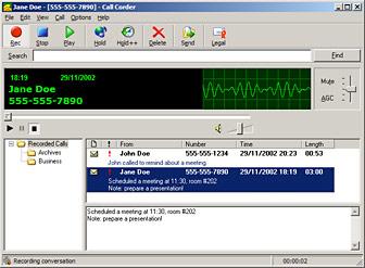 callcorder ضبط مستقیم مکالمات تلفنی Call Corder 3.7.0.190