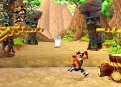 crashtwinsanity 4 بازی موبایل کراش جدید با فرمت جاوا Crash Gmae