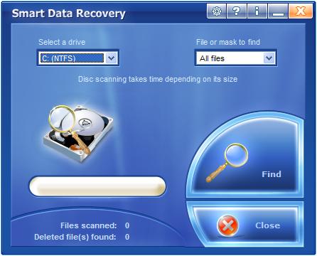 data1 دانلود نرم افزار حرفه اي بازيابي اطلاعات smart data recovery