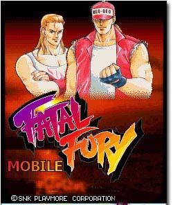 fatal fury mobile دانلود بازي جاواFatal Fury Mobile براي كليه گوشي هاي موبايل