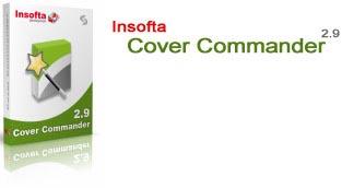 insofta cover commander نرم افزار طراحی باکس تبلیغاتی بصورت سه بعدی Insofta Cover Commander