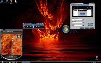 ire XP ویندوزی زیبا با fire XP