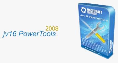 jv16l مجموعه ابزارهایی جهت بهینه سازی ویندوز jv16 PowerTools 2008 1.8.0.459
