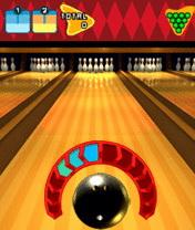lay Bowling 2 بازی جاوا موبایل بولینگ سه بعدی Game Java Mobile