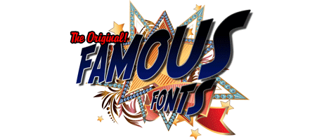 logo دانلود زیباترین فونتهای انگلیسی font download