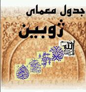 pazel بازی  اسلامی موبایل با فرمت جاوا جدول معمایی ژوبین