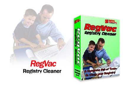 regvac دانلود نرم افزار تعمیر رجیستری ویندوز و افزایش سرعت بارگزاری آن