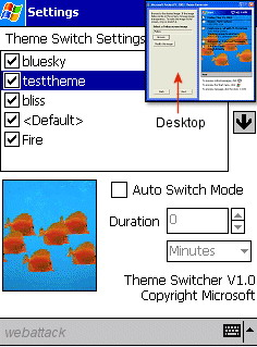 theme%20generator Microsoft Theme Generator برنامه طراحي تم براي گوشي هاي pocketpc