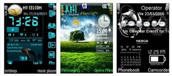theme%20s60v3 2 3 تم زیبا و جدید برای N82   N95   N85   N78   N96