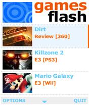 GamesFlashv1 00 Symbian OS S60 for nokiaبازی های فلش برای موبایل