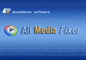 AllMediaFixer9 نرم افزار All Media Fixer