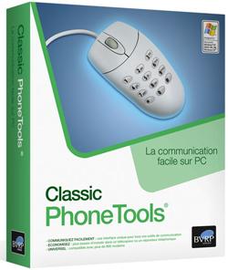 ClassicPhoneTools9 نرم افزار تماس تلفني و ارسال فاكس Classic PhoneTools 9
