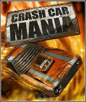 Crash Car Mania 1 بازی موبايل جاوای Crash Car Mani